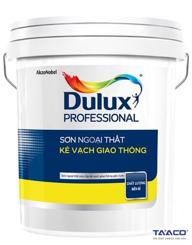 Dulux Sơn Kẻ Vạch Giao Thông Bề Mặt Mờ
