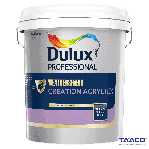 Dulux Weathershield Creation Acryltex