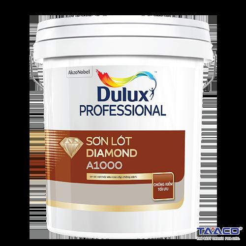Sơn Lót Dulux A1000 Nội Thất Diamond Bề Mặt Mờ