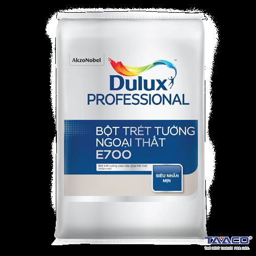 Bột Trét Dulux Weathershield Ngoại Thất E700