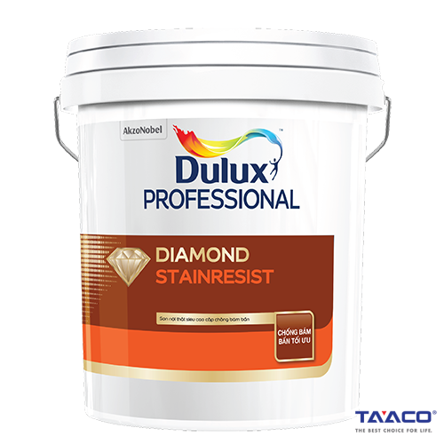 Dulux Professional Diamond Stainresist