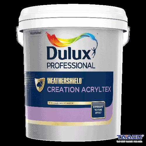 Dulux Weathershield Creation Acryltex