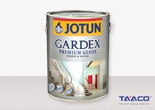 Sơn Dầu Jotun Gardex Bóng Mờ