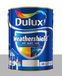 Sơn Dulux Weathershield Mờ BJ8